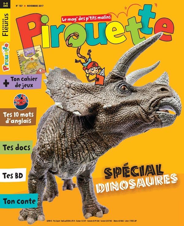 télécharger Pirouette N°157 - Novembre 2017