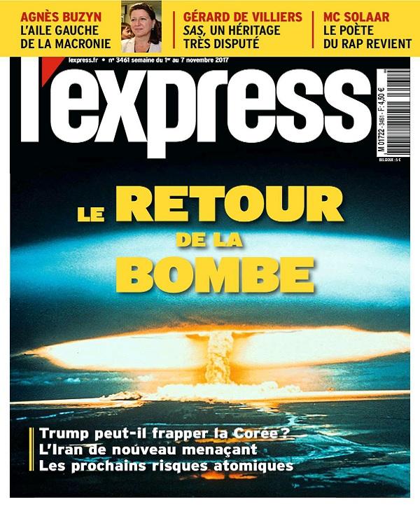 télécharger L'Express N°3461 Du 1er au 7 Novembre 2017