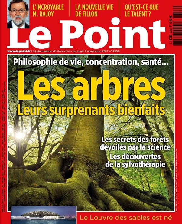 télécharger Le Point N°2356 Du 2 Novembre 2017