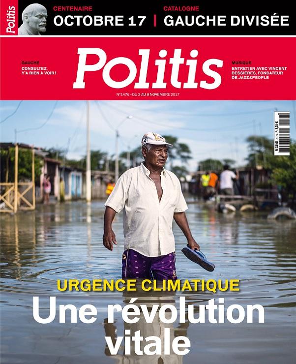 télécharger Politis N°1476 Du 2 Novembre 2017