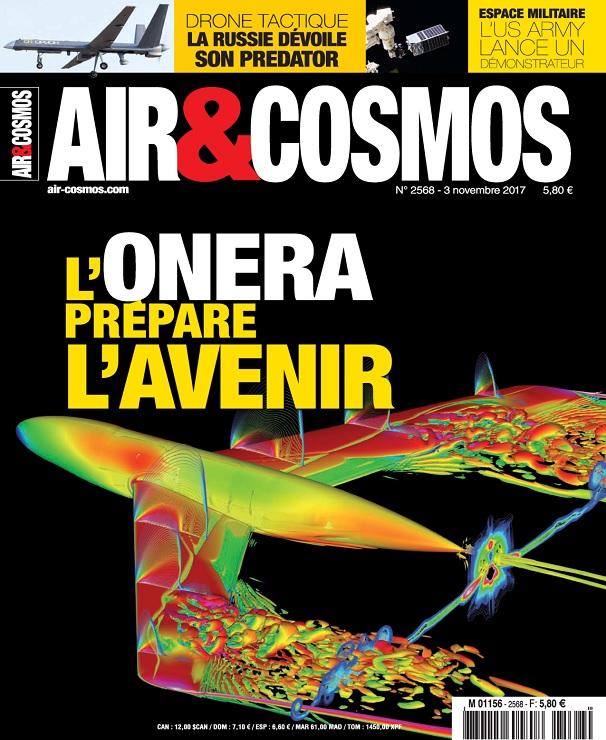 télécharger Air et Cosmos N°2568 Du 3 Novembre 2017