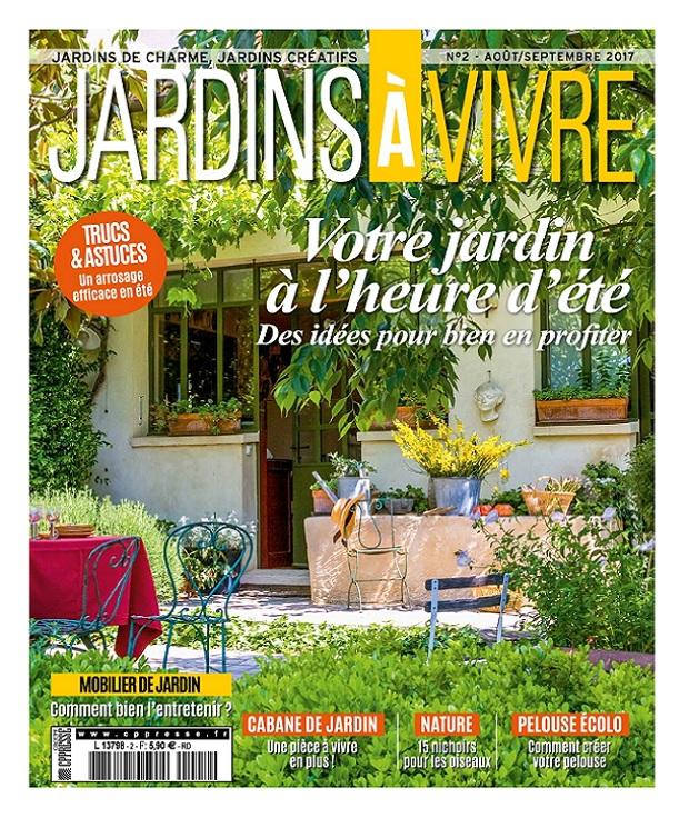 télécharger Jardins à Vivre N°2 - Septembre 2017