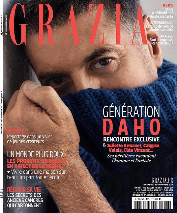 télécharger Grazia N°420 Du 3 Novembre 2017