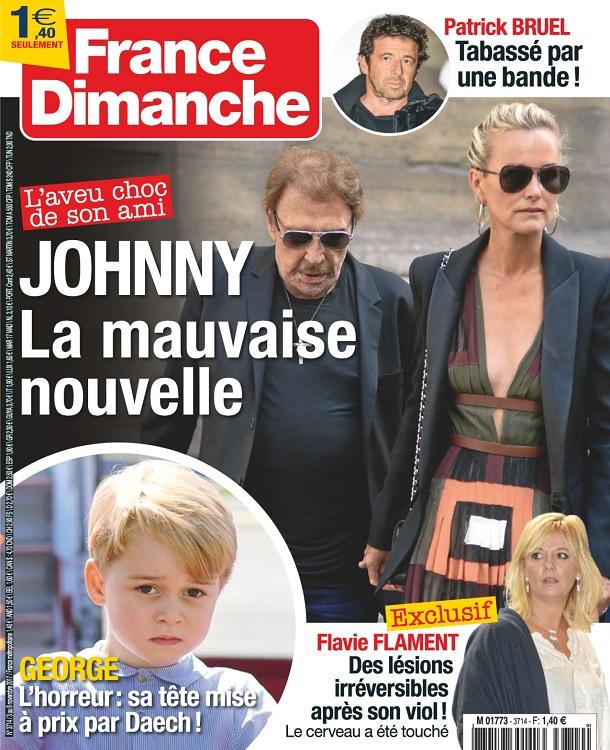 télécharger France Dimanche N°3714 Du 3 Novembre 2017