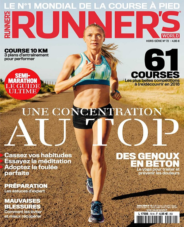 télécharger Runner's World Hors Série N°72 - Novembre 2017