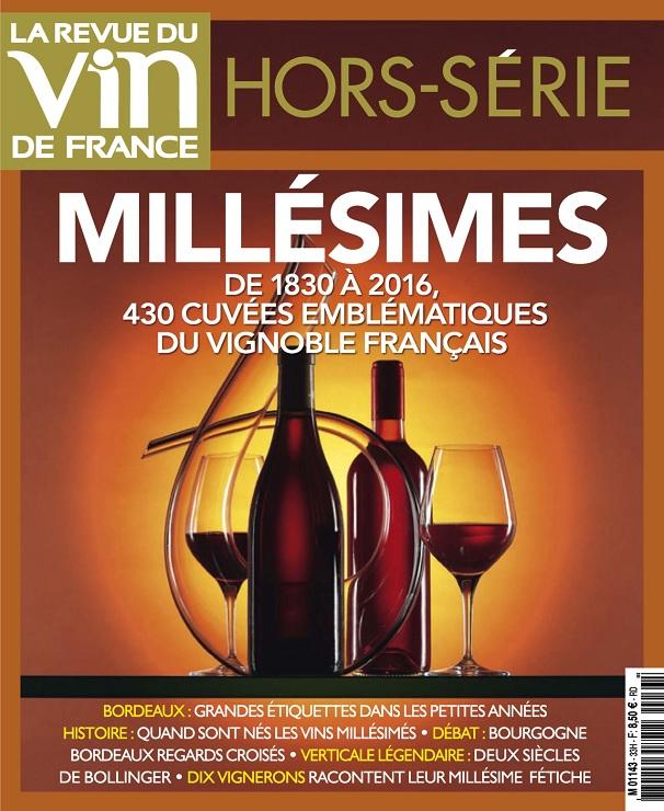 télécharger La Revue Du Vin De France Hors Série N°33 - Novembre 2017