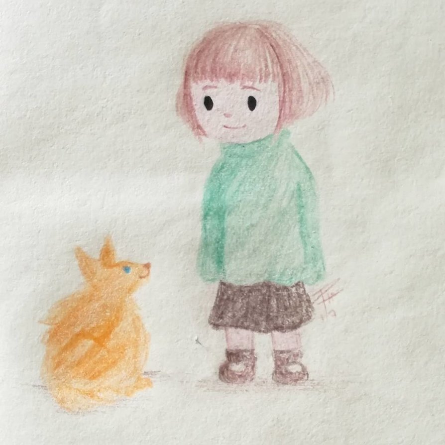 little_girl_and_her_cat_by_pink_bubble_boy-dbmznb4