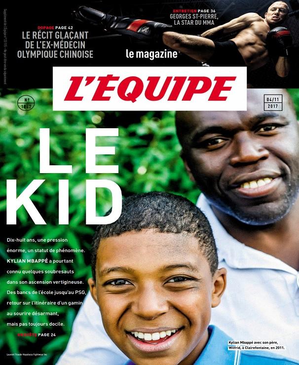 télécharger L'Equipe Magazine N°1842 Du 4 Novembre 2017