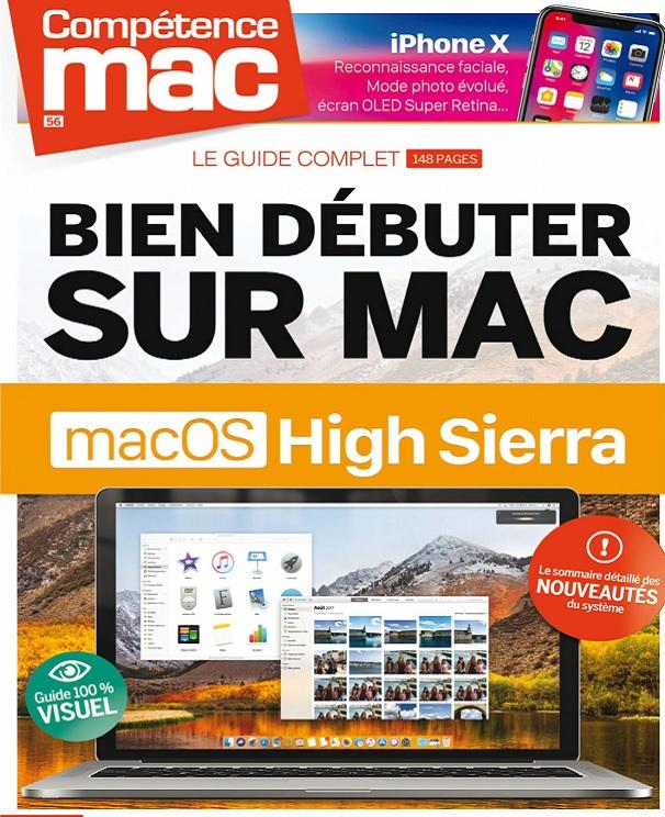 télécharger Compétence Mac N°56 - Novembre 2017
