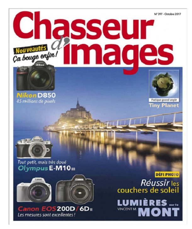 télécharger Chasseur d'Images N°397 - Octobre 2017