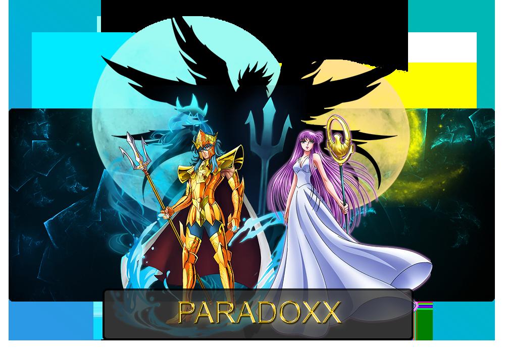 Saint Seiya BR guilde PARADOXX