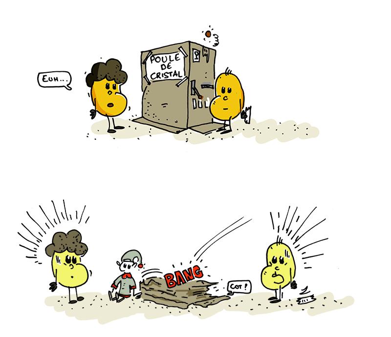 Les Kartofs - Blog BD de Patates