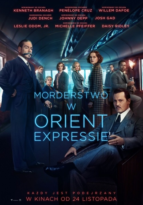 Morderstwo w Orient Expressie / Murder on the Orient Express (2017) PL.480p.BRRip.XviD.AC3-SPEC / Lektor PL