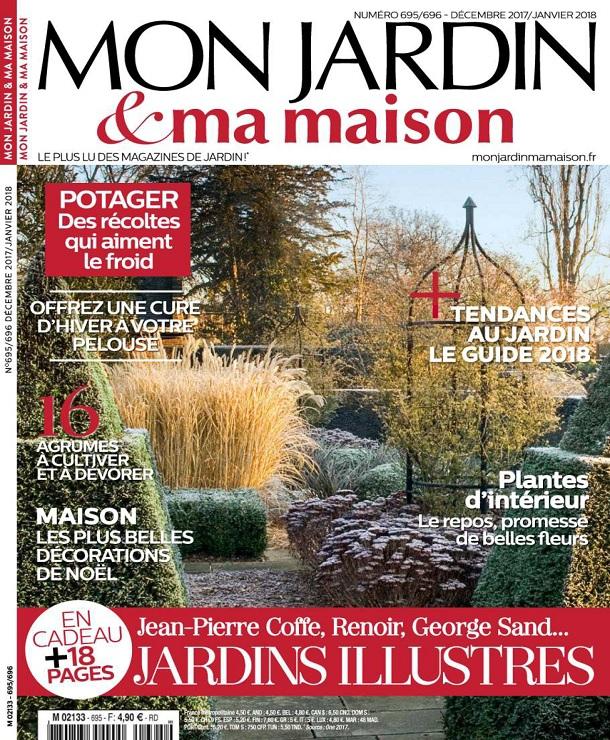 télécharger Mon Jardin et Ma Maison N°695-696 - Décembre 2017-Janvier 2018
