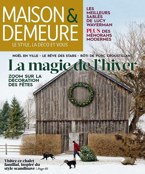 télécharger Maison et Demeure - Novembre 2017