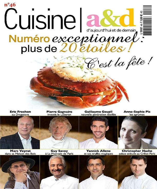 Cuisine a&d N°46 - Octobre 2017