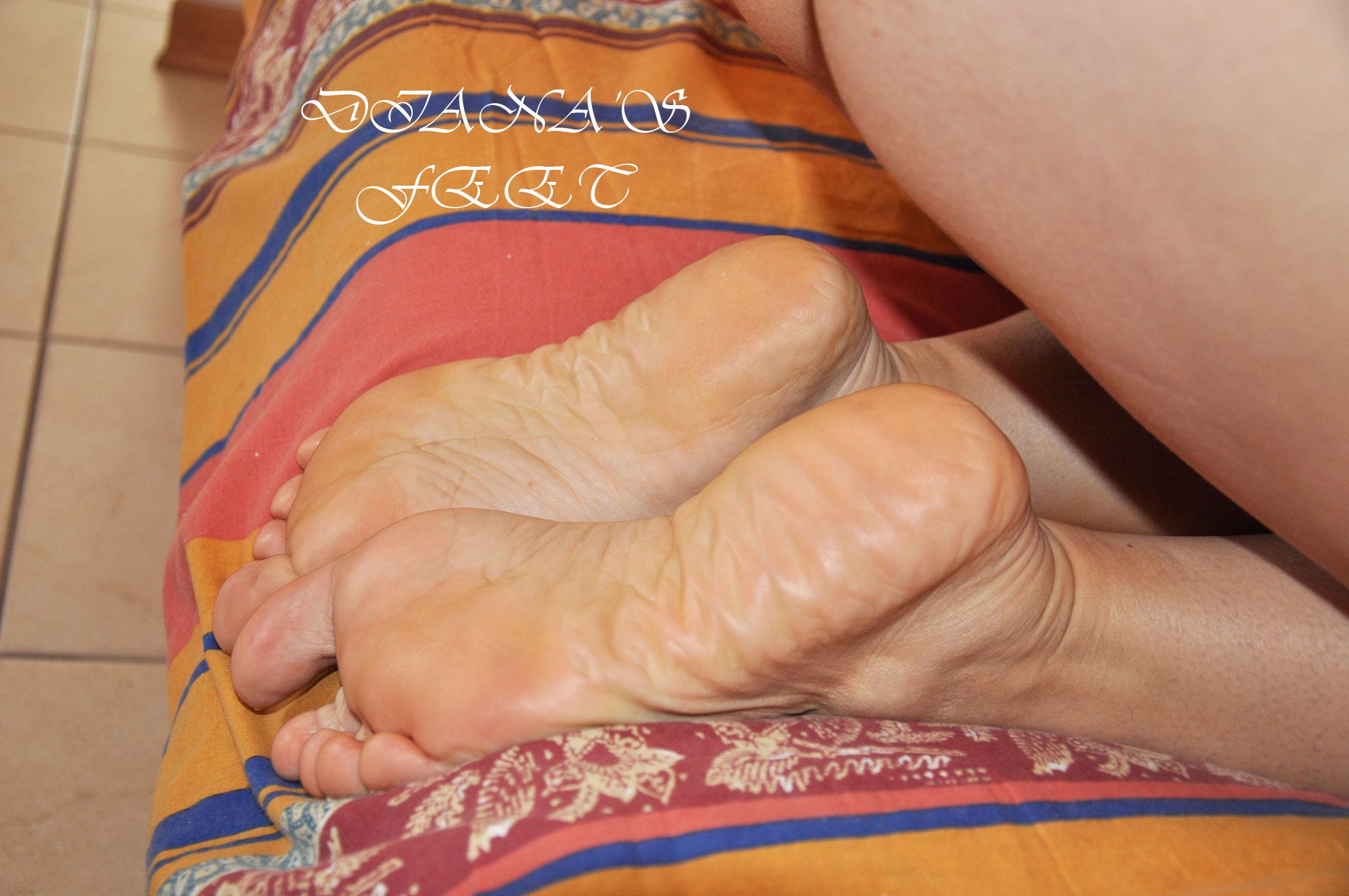 Diana 's feet 171114101758785383