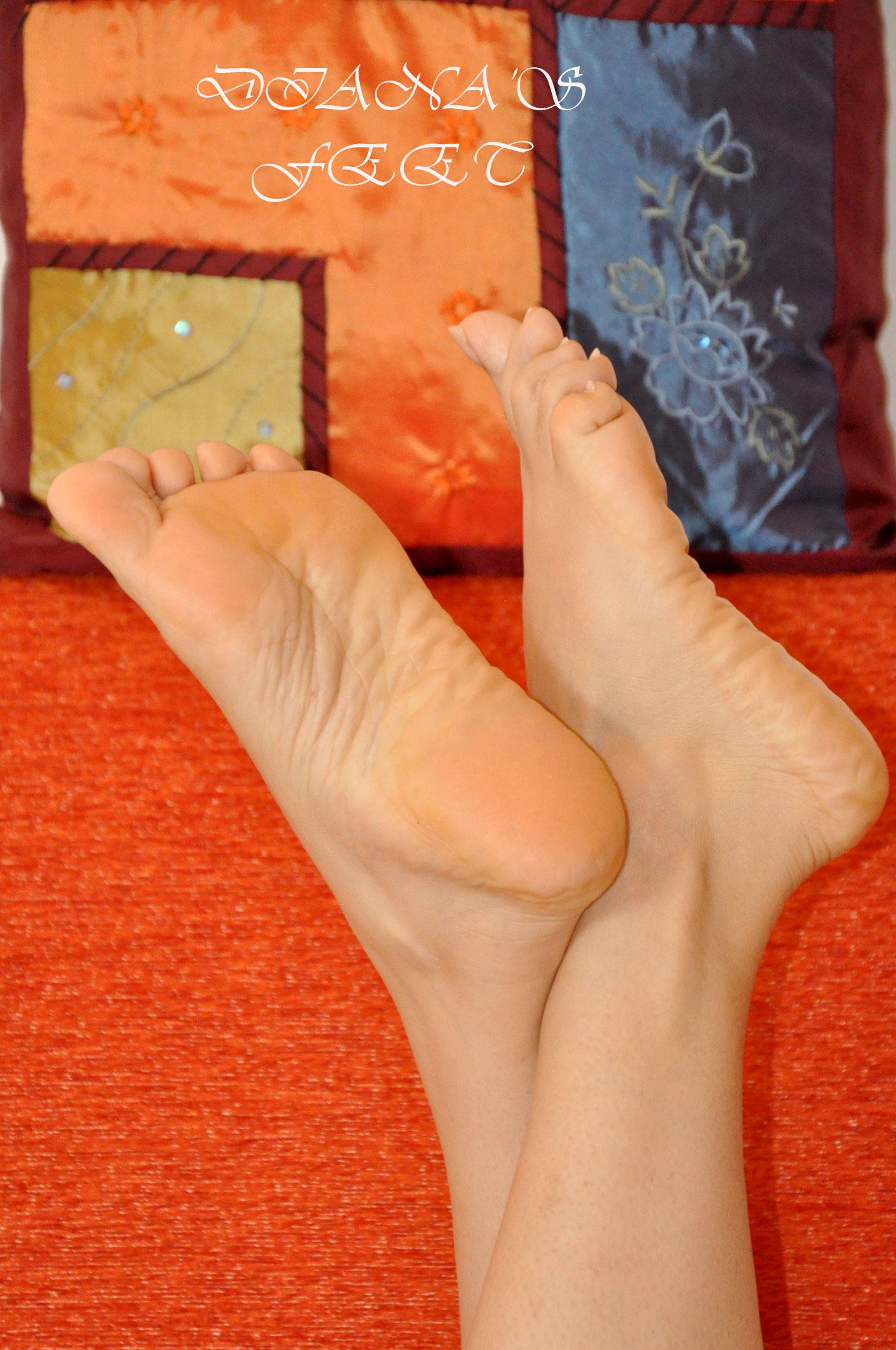 Diana 's feet 171114101802377791