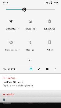 [ROM][AOSP][EAS][BETA] ★ Official ★ Pure Fusion OS ★ Oreo Mini_171115094734230795