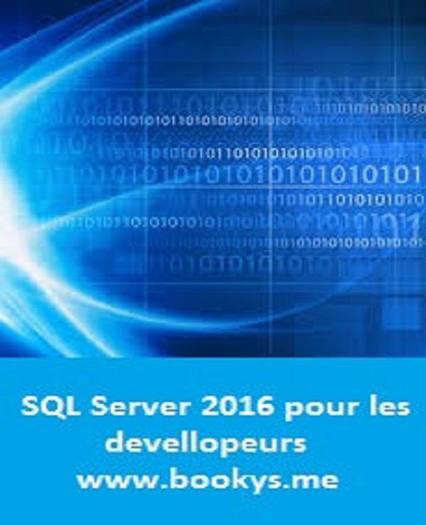 TELECHARGER MAGAZINE Video2brain (2017) - SQL Server 2016 pour les développeurs