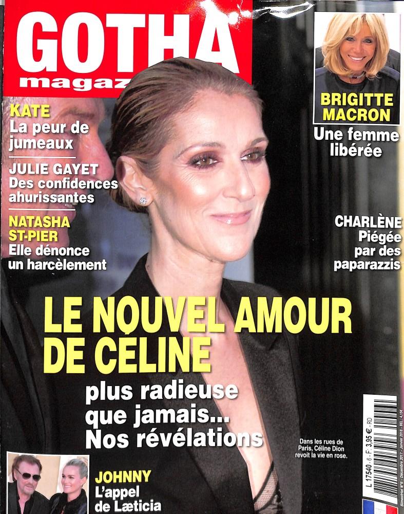 Gotha Magazine 21 11 17 N° 6