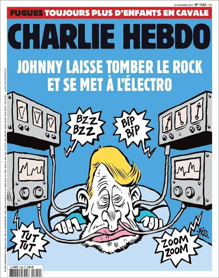Charlie Hebdo 22 11 17