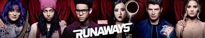 Poster for Marvels Runaways