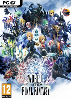 World of Final Fantasy (2017) [PC]