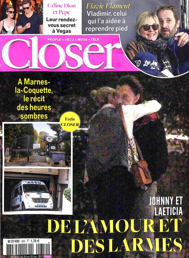 Closer 24 11 17 N° 650