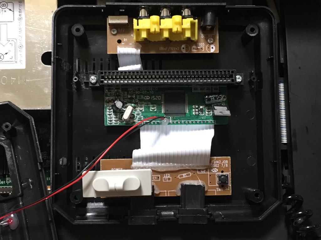 Nouvelle Megadrive HDMI chinoise - Page 6 17112504543915878