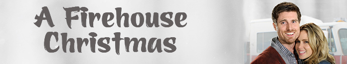 Poster for A Firehouse Christmas