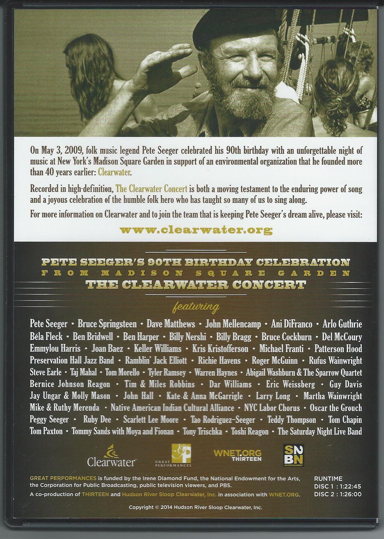 Pete Seeger's 90th Birthday Celebration 171204010242741887