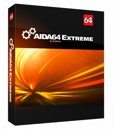 Poster for FinalWire AIDA64 Extreme Edition