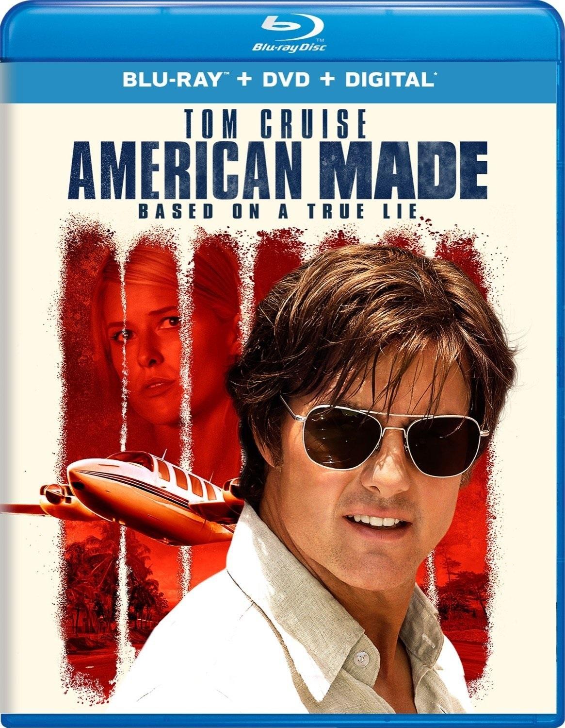 American Made 2017 BDRip