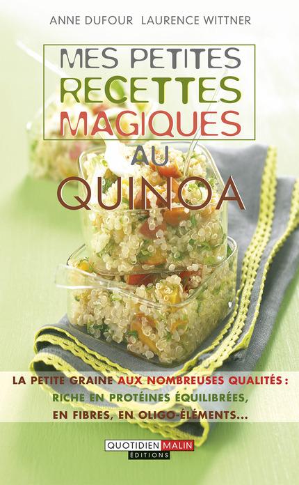 Mes petites recettes magiques au quinoa pdf