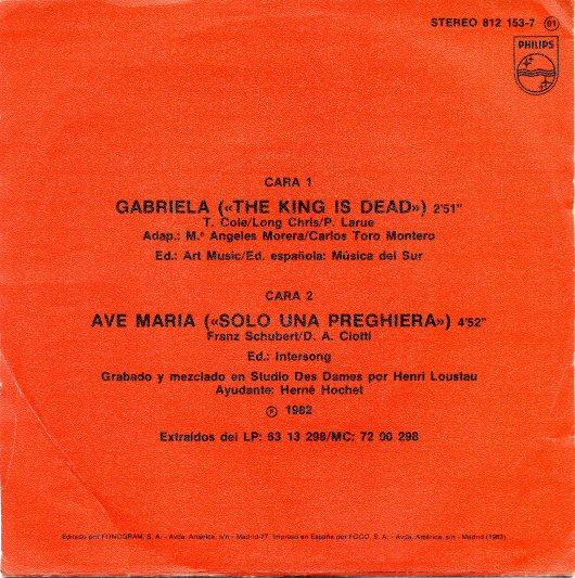 GABRIELA espagne 171205082805821531