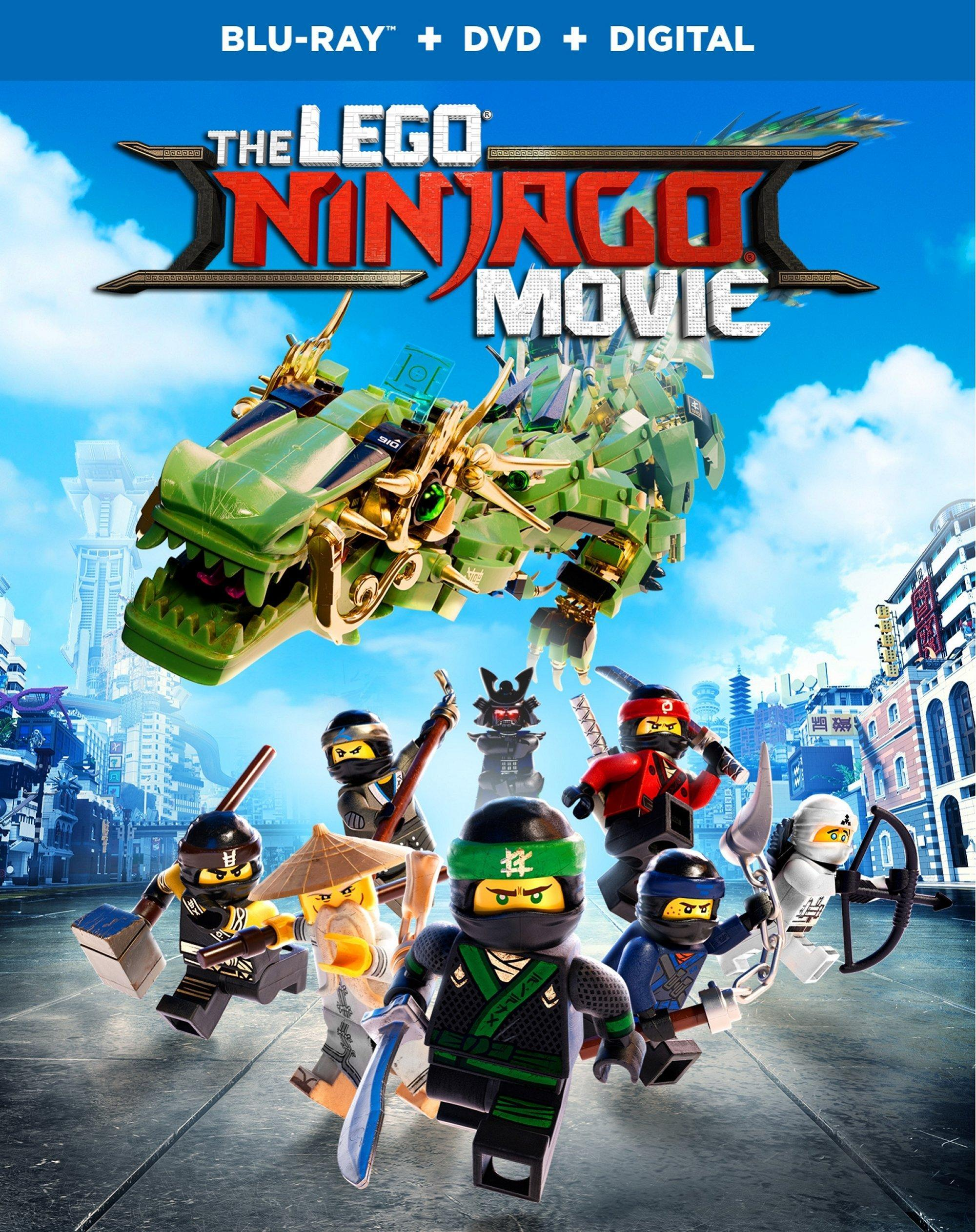 The LEGO Ninjago Movie 2017 BDRip x264-GECKOS - SceneSource