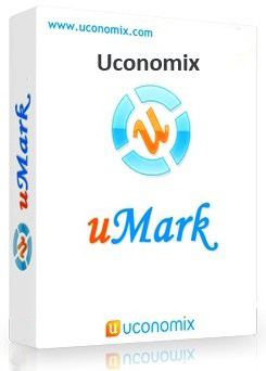 Poster for Uconomix uMark Video Watermarker Professional