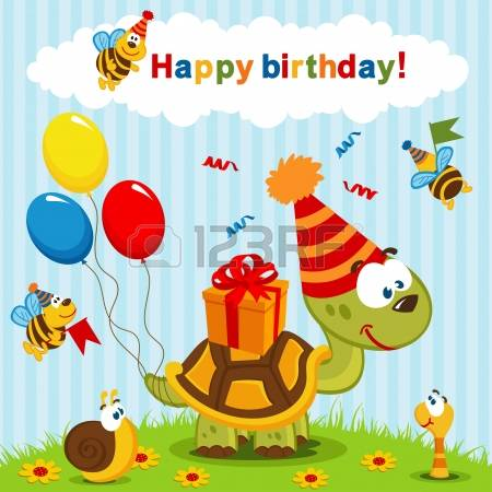22734290-celebration-birthday-turtle