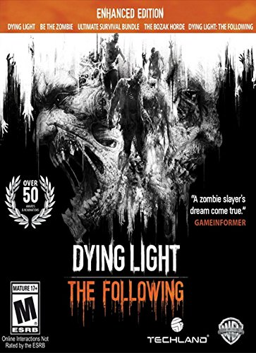 Poster for Dying Light: The Following – Enhanced Edition Reinforcements
