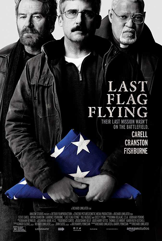 Last Flag Flying (2017) poster image