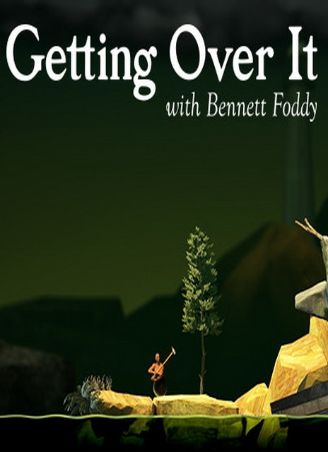 Getting Over it with Bennett Foddy (2017) [PC]