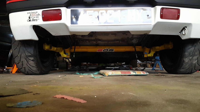 [Jabba] 205 GTI 1.6L 115+ Blanc Meije AM89 - Page 37 171228075324614229
