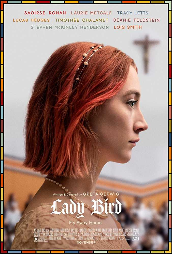 Lady Bird (2017) poster image