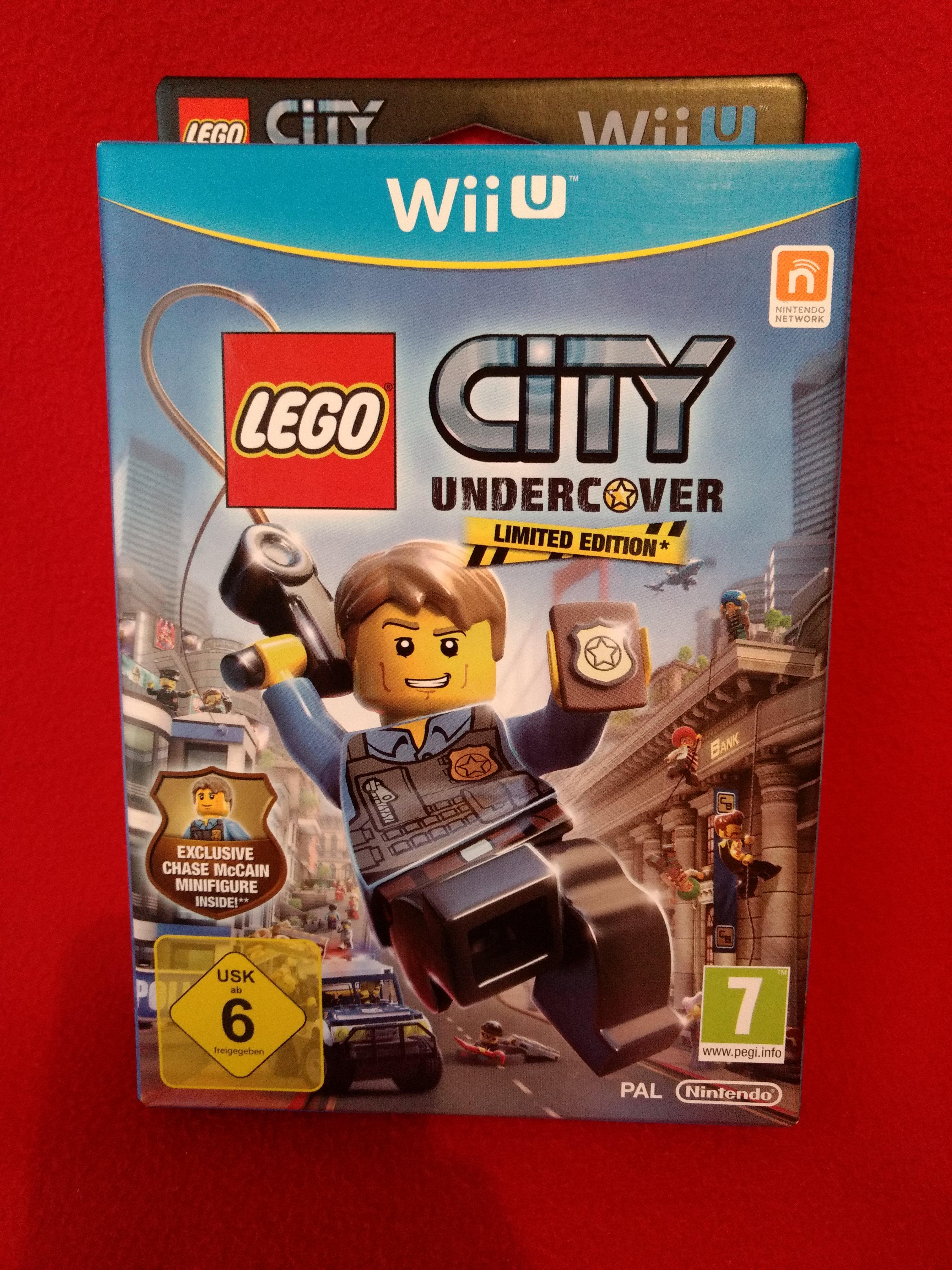 [ESTIM] LEGO UNDERCOVER CITY WII U LIMITED 171231110221324812
