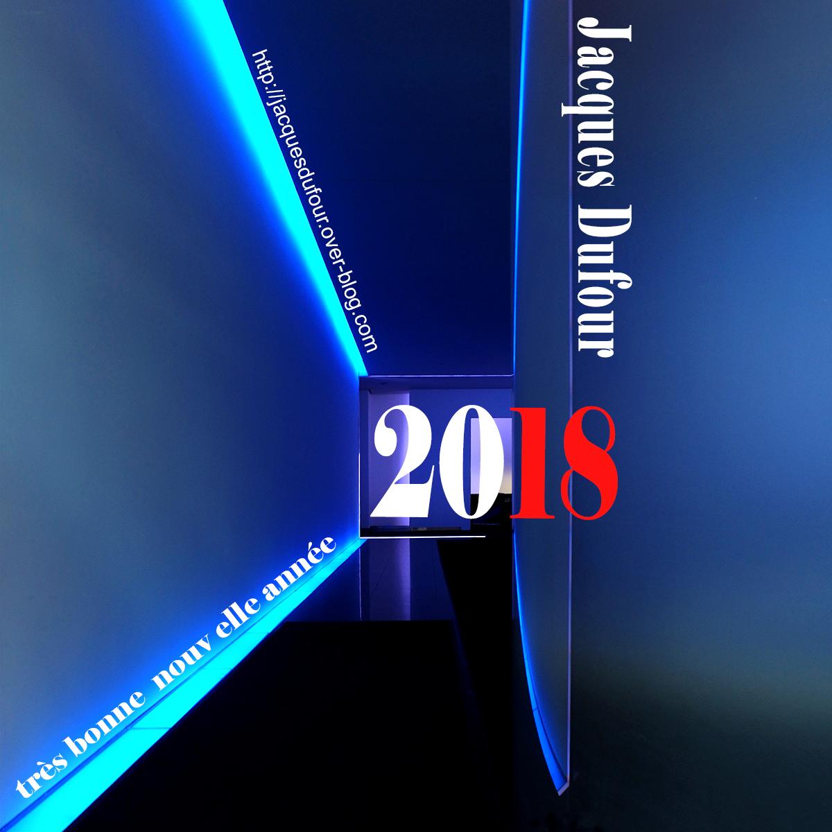 carte de voeux 2018