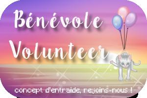 Bénévole Volunteer