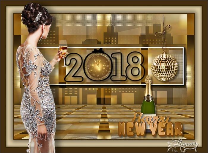 Happy new year 2018,de Manany 180101092257613639