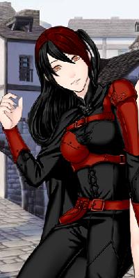 Sary la rose noire