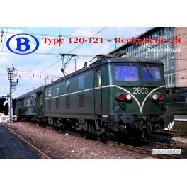 PIKO 96550 - SNCB 2802 18010707060136887